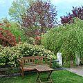 Images au jardin