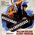 BILLY WILDER - boulevard du crépuscule