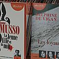 Les Français de plus en plus séduits par les <b>livres</b> audio