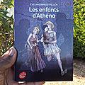 Les enfants d'Athéna, d'Evelyne Brisou-Pellen