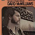 David mcwilliams : days of pearly spencer