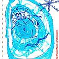 L'ego, notre petit hamster dans la tête / pensouillard du dr s. marquis/ fleurs de bach : white chestnut + variées
