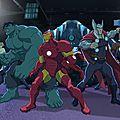 <b>Avengers</b> rassemblement sur France 4