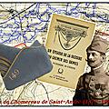 Gaston de Chomereau de Saint-André, un épisode de la victoire du chemin des Dames, 23 octobre 1917.