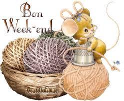 Bon week-end blog