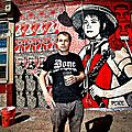 Street artist : Shepard Fairey