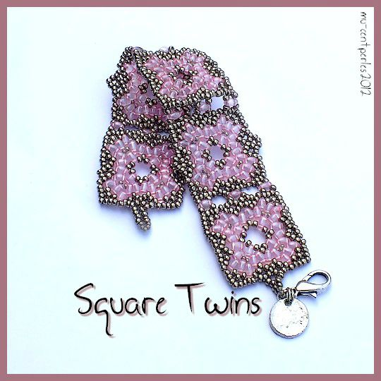 Square twins, perleade