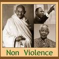 <b>Non</b>-<b>violence</b>: de la blessure à la paix