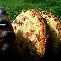 Cake aux spéculoos (avec les produits lotus bakeries)