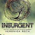 Divergent, tome 2 - veronica roth