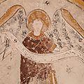 l'évangéliste Mathieu symbolisé par l'Homme