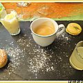 Cafe gourmand tout citron