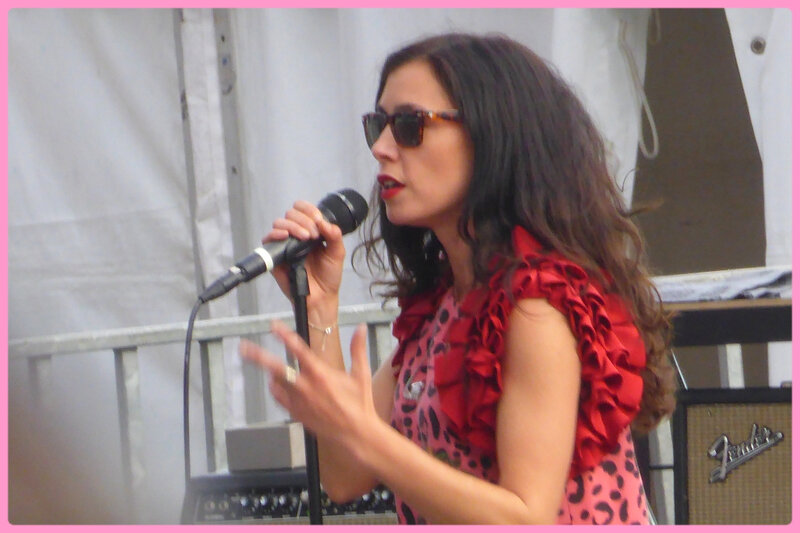 Olivia Ruiz - Festival de Loire 2017 (1)