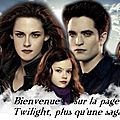 Twilight, plus qu'une saga, une passion