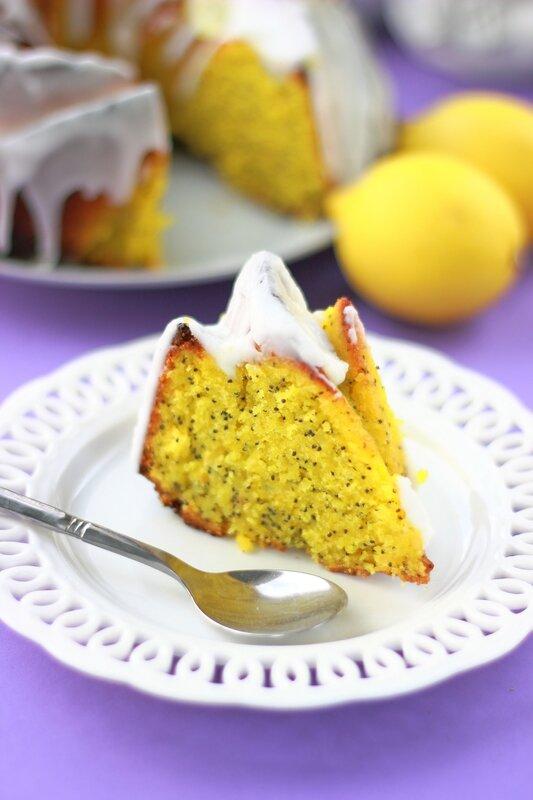 Gâteau aux citrons Jamies Olivier1