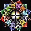 Lithothérapie et zodiaque