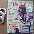 ✶ ✶ ✶ Lovely <b>Tape</b> partenaire du magazine Doolittle ♥