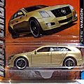 <b>Cadillac</b> CTS wagon