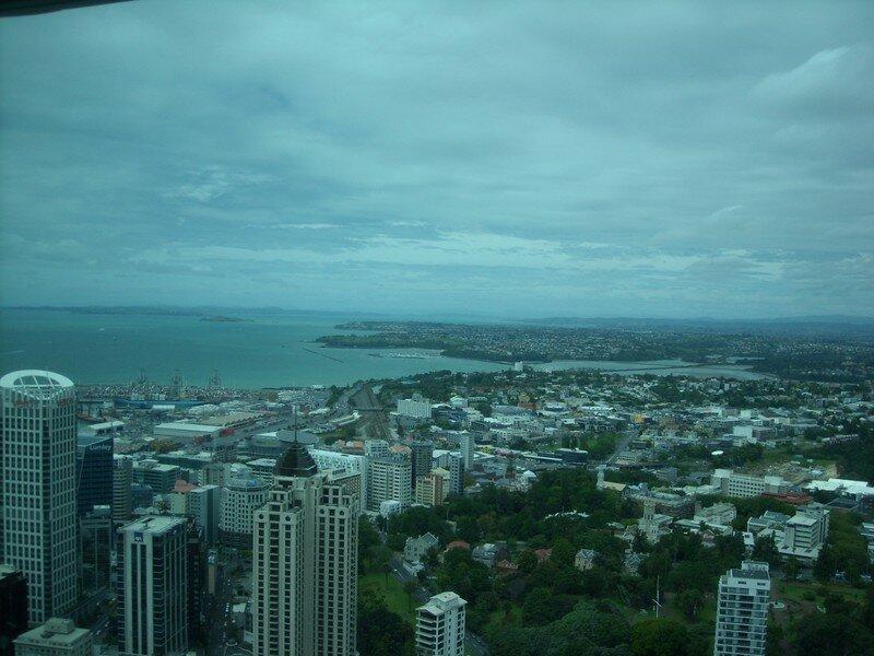 vue de la skytower