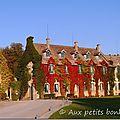 L'abbaye des vaux de cernay...