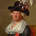 Britain's first celebrity transvestite...Rare painting acquired by National Portrait Gallery