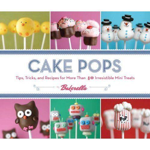 CAKE POPS de BAKERELLA