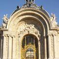 Bâtiment public: le Petit-Palais à Paris
