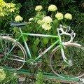 Modèle du vélo reproduit à Noyal/vilaine(35)
