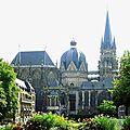 <b>Aix</b> la <b>Chapelle</b> ... ville de Charlemagne