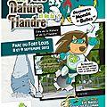 FETE DE LA NATURE ET DE LA FLANDRE LES 8 ET 9 SEPTEMBRE 2012