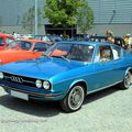 Audi 100 coupe s de 1975 (regiomotoclassica 2011)