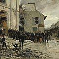 De Neuville, Le Bourget, 30 octobre 1870 (1878)
