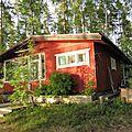 Puumala, notre cabane principale