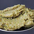 Curry rapide de courgettes et crevettes