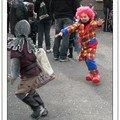 Petit clown est venu chez nous ...