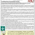Article sur <b>Fontsante</b> dans le Nouveau Journal Pays de Fayence
