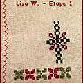 2017-SAL-Lisa W. - Etape 1