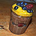 Porridge chocolaté