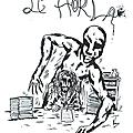 Illustration du livre le horla de guy de maupassant