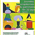 <b>BEZIERS</b> - Journées européennes du patrimoine - TAUROMACHIE