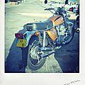 Honda 750 fourb