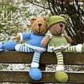 Sweet bear - twins