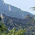 Périple vers les Pyrénées et le Pays Basque - Découverte des châteaux Cathares