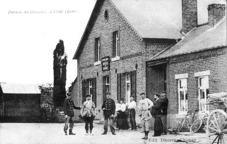 ANOR-Bureau de douane