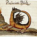 Dragons from Clavis Artis