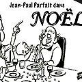Jean-paul parfait fête noël en famille