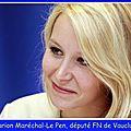 Marion maréchal-le pen sur rtl le 27/04/2017