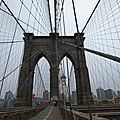 Le pont de Brooklyn et moi