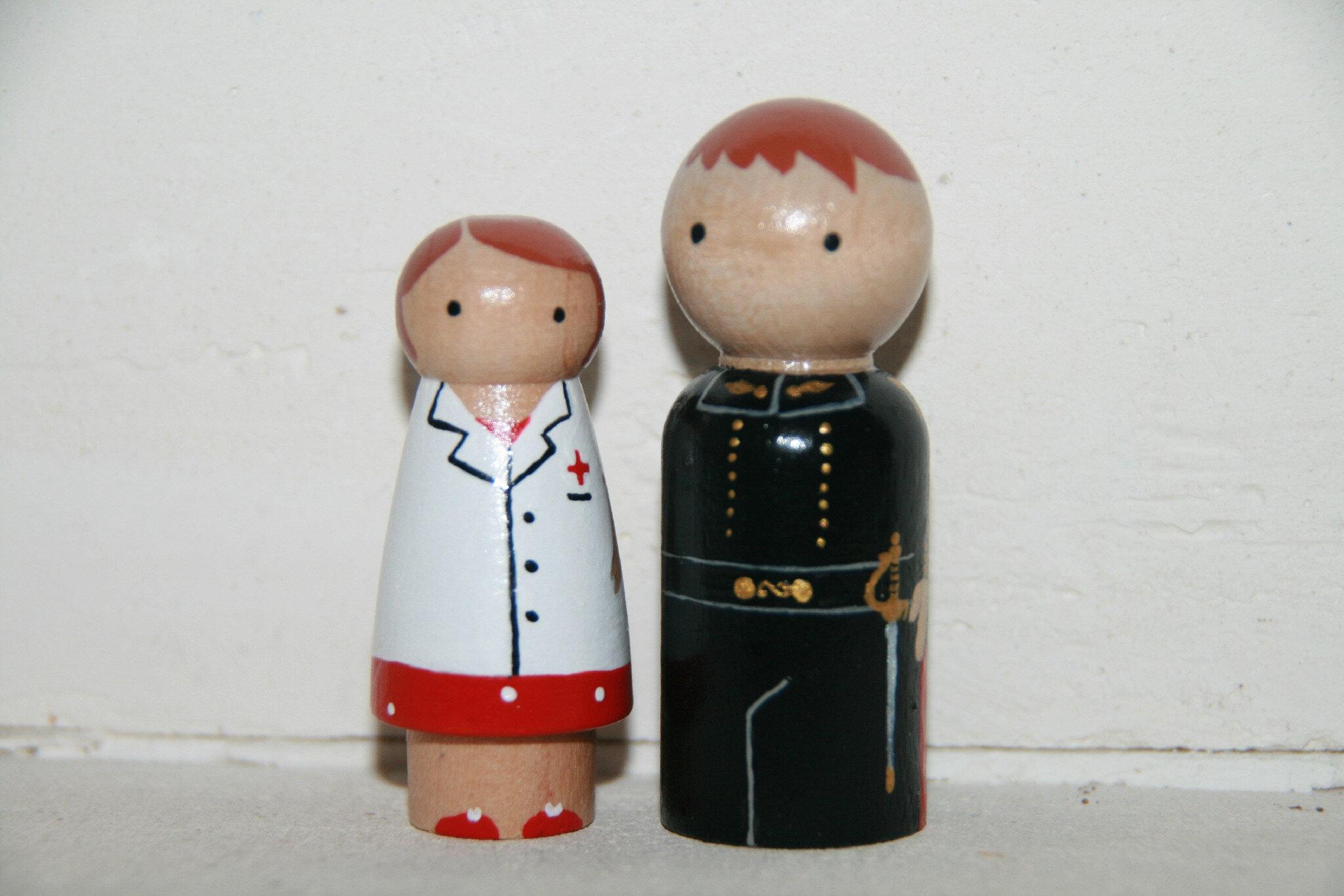 polytechnique et infirmière