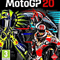 Test de Moto <b>GP</b> 20 - Jeu Video Giga France